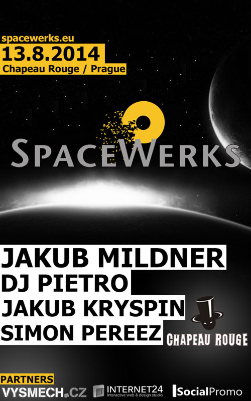 SpaceWerks Records Party